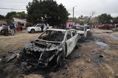 En Paraguay se observan las huellas de la violencia y del poder de fuego de los carteles de drogas brasileños
