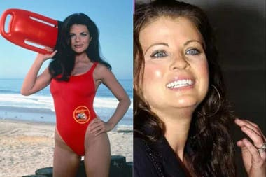 Caroline Holden era interpretada por Yasmine Bleeth