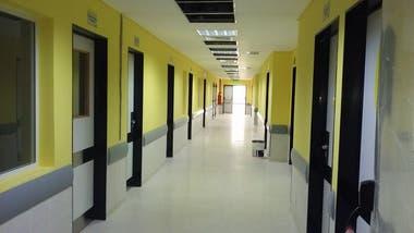 La remodelacin y ampliacin del Hospital Cecilia Grierson encabeza los proyectos dentro del sector Salud