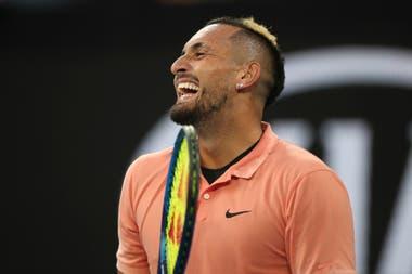 """""""¿Rata? ¿Por responsabilizar a alguien? Extraña manera de pensar, campeón"""", le respondió Kyrgios a Boris Becker."""