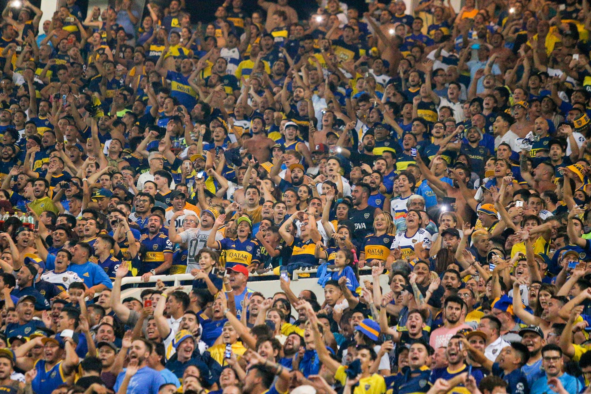 Boca recibió una sanción de la Conmebol por el último partido de la Libertadores