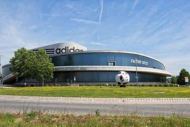 La sede de Adidas en Herzogenaurach