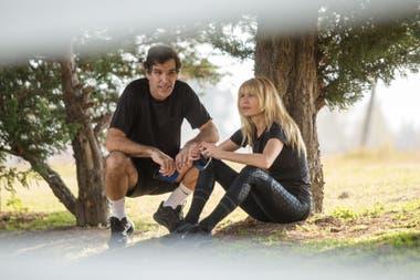 """El """"plan Karina"""" incluye media hora diaria de gimnasia combinada con media hora de cinta o bicicleta fija"""