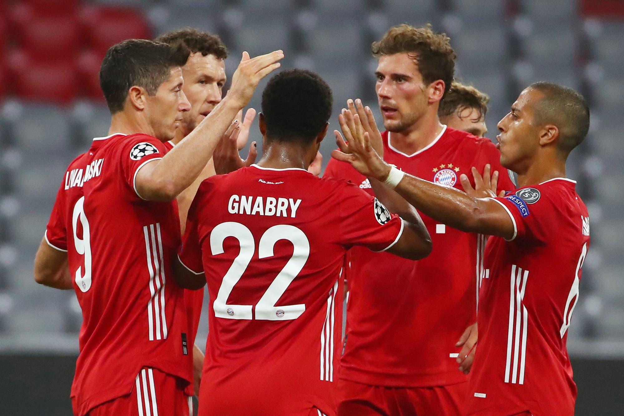 Bayern Munich-Chelsea, Champions League: el equipo alemán liquidó la serie con un global de 7-1 y avanzó a cuartos, donde lo espera Barcelona
