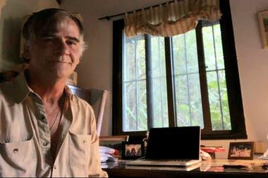 Juan Grehan sufrió la usurpación de un lote de cinco hectáreas