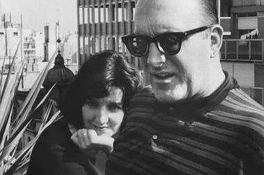 Leopoldo Torre Nilsson y Beatriz Guido, su esposa y socia creativa