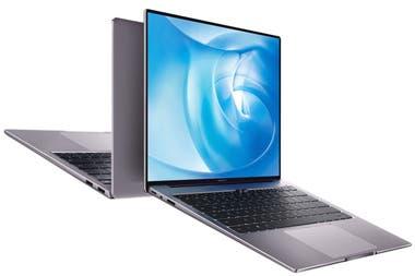 La nueva MateBook 14 de Huawei lleva un chip Ryzen 4000 de AMD