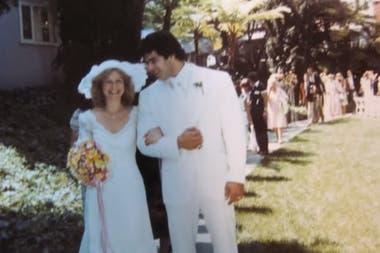 """El 3 de mayo de 1980 Lou Ferrigno y Carla Green dieron el """"sí, quiero"""" en una ceremonia íntima en Tahití"""