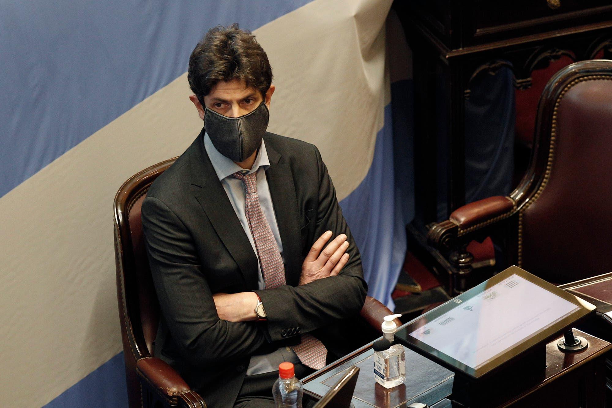 """Martín Lousteau contra la reducción de la coparticipación: """"Súbita, improvisada y burda"""""""