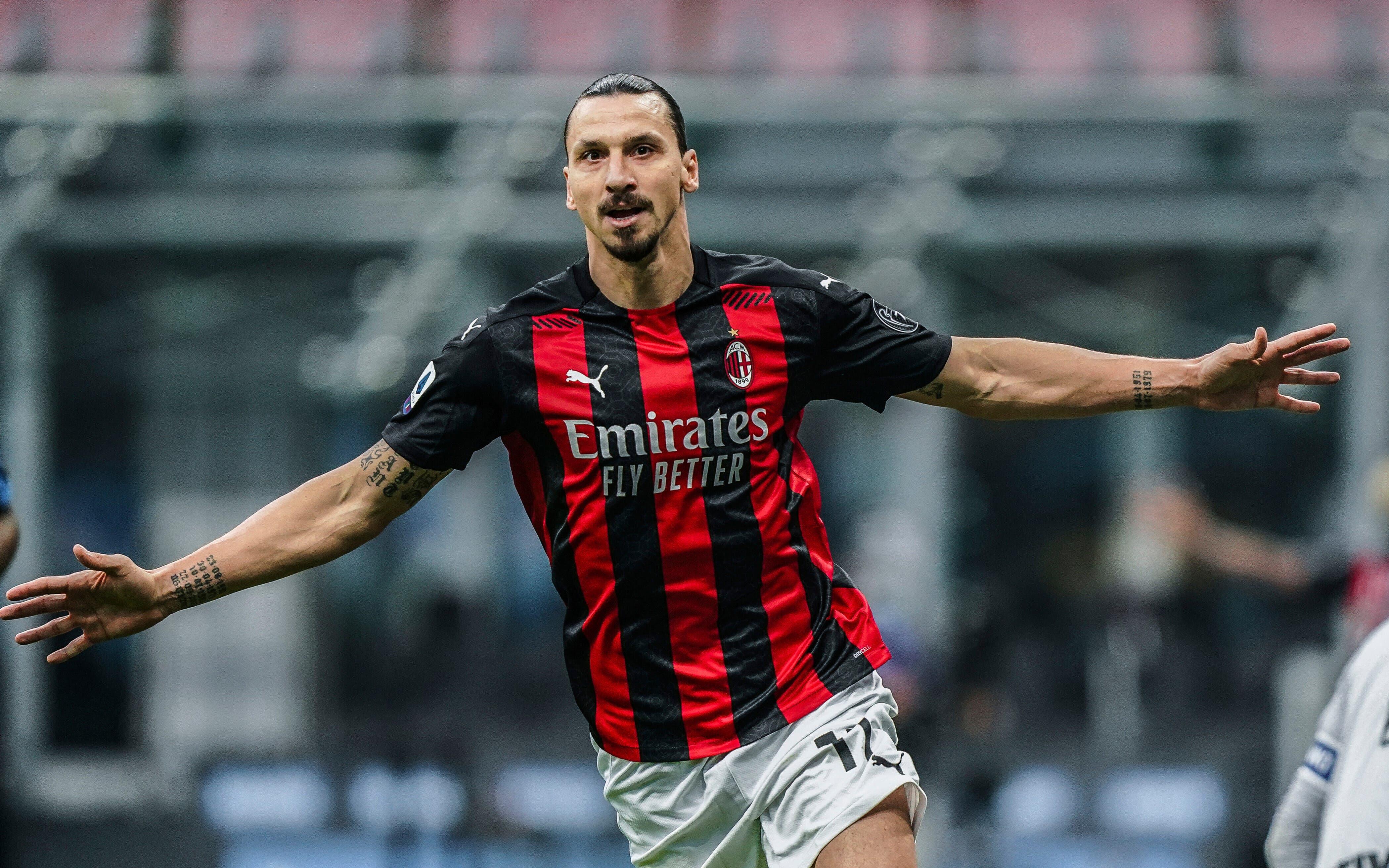 """""""Tú no eres Zlatan"""": la particular campaña contra el Covid-19 que protagoniza Ibrahimovic"""