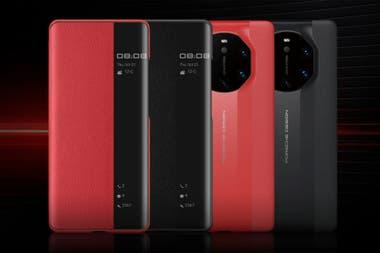La asociación entre Porsche Design y Huawei vuelven a estar presente en esta serie de teléfonos Mate 40