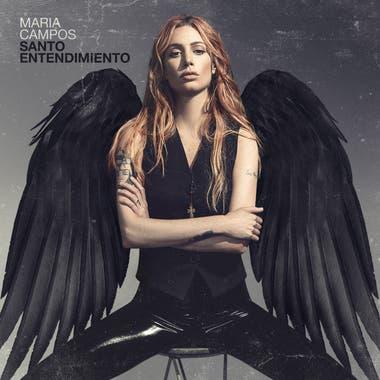 María Campos lanzó el disco Santo Entendimiento en agosto