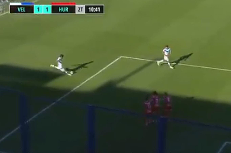 Vélez-Huracán: el golazo de Ricky Álvarez que no le alcanzó al Fortín en su estreno por la Copa Liga Profesional