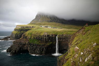 En las islas Feroe las diferencias de temperaturas estacionales no son pronunciadas y oscilan entre 1°C y los 13° C.