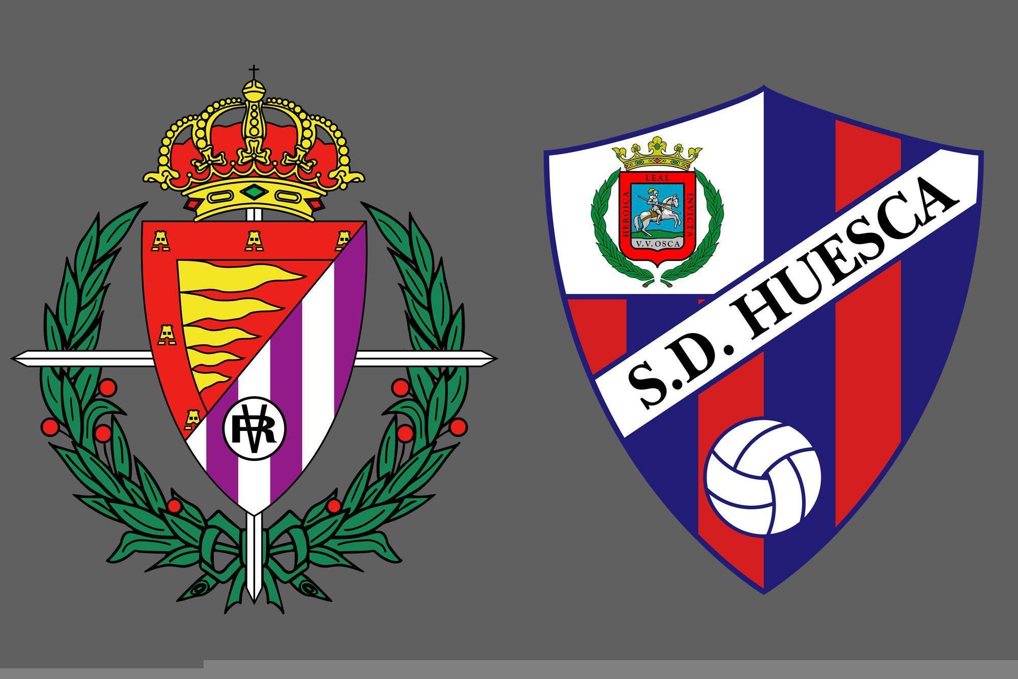 Liga de España: Huesca venció por 3-1 a Valladolid como visitante