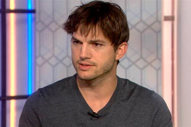 El actor Ashton Kutcher
