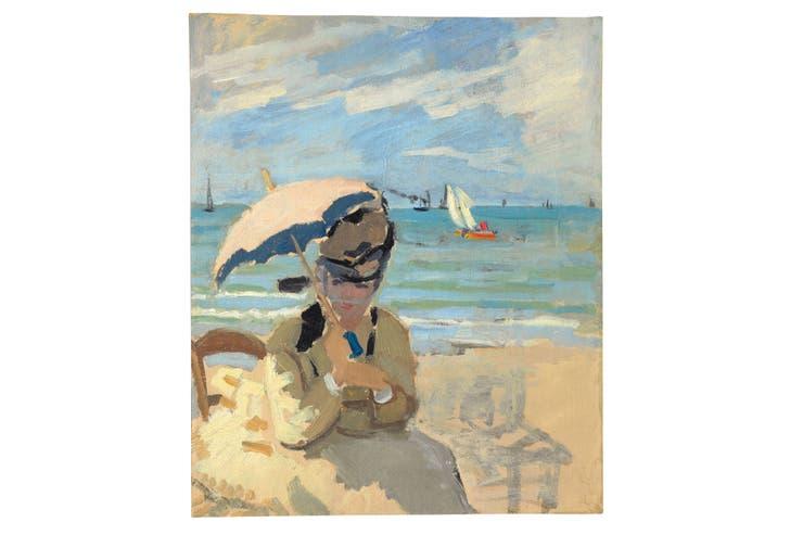 Camille, de Claude Monet