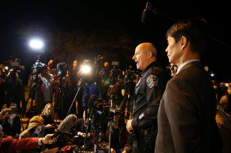 Se suicidó el Unabomber de Texas: hizo explotar el auto donde estaba cuando la policía iba a arrestarlo