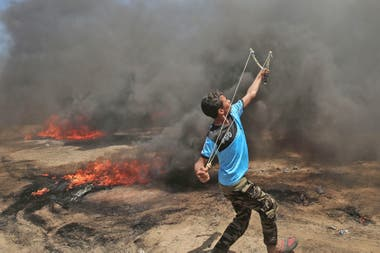 Se agrava la crisis en la franja de Gaza por los enfrentamientos entre isralíes y palestinos desde que EE.UU trasladó su embajada a Jerusalén