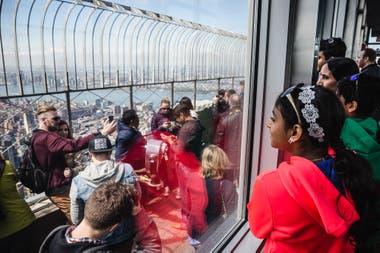 El mirador del Empire State Building