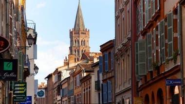 """Conocida como """"la Ciudad Rosa"""", Toulouse, en Francia, se enorgullece de su historia de más de 2.000 años"""