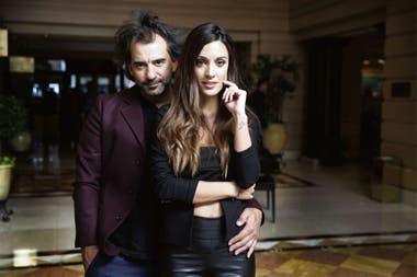 El director y la actriz son pareja y al mismo tiempo trabajan juntos; el jueves se estrena el film La quietud