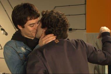 Renato Quattordio y Gabriel Gallichio, los actores revelación de la tira
