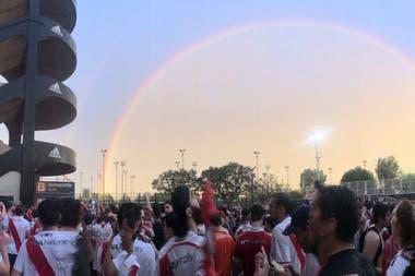 River campeón  un arco iris iluminó el Monumental ef816df5753a2