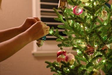 5c0f2785f0d Cómo hacer un árbol de Navidad - LA NACION