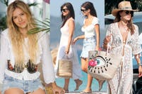 ¿Estás por escaparte a la playa? Tres looks de moda para llevar en tu carry-on