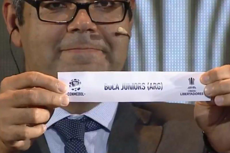EN VIVO. El sorteo de la Copa Libertadores, online: seguí la transmisión de la ceremonia