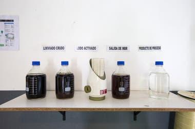 Estos son todos los pasos por los que pasa el lquido de la basura hasta transformarse en agua cristalina