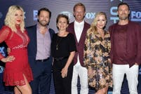 Beverly Hills 90210: por bajo rating, cancelan la secuela de la serie