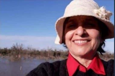 Berta Gauto, la fiscal de mesa que fue agredida por el gobernador, según la denuncia