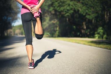 Se recomienda empezar de a poco y armar un buen plan de musculación