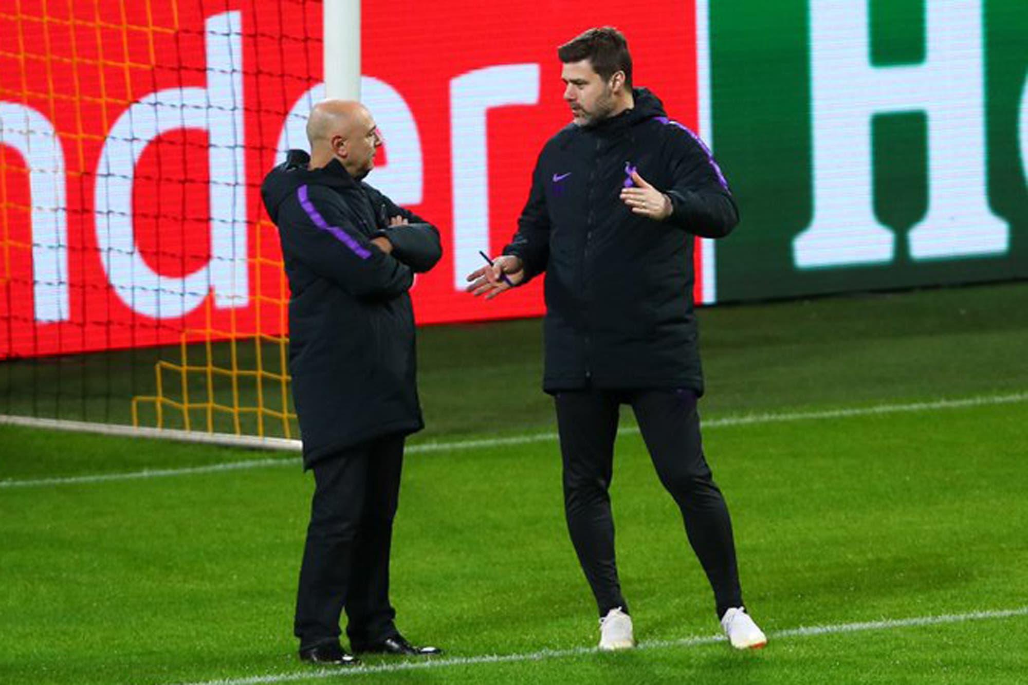 """""""La decisión más dura"""": el presidente de Tottenham explicó cómo fue la salida de Mauricio Pochettino"""
