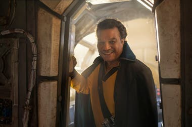 Billie Dee Williams (Lando Calrissian)