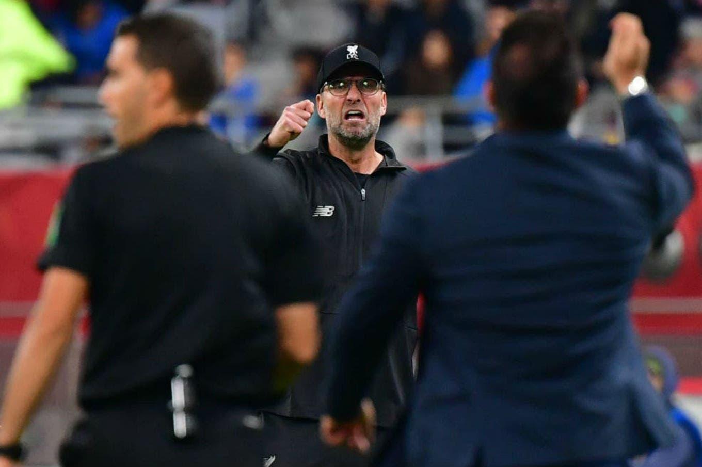 """Mohamed vs. Klopp: """"El Turco"""" dio detalles de cómo fue el cruce en pleno partido de la semifinal del Mundial de Clubes"""