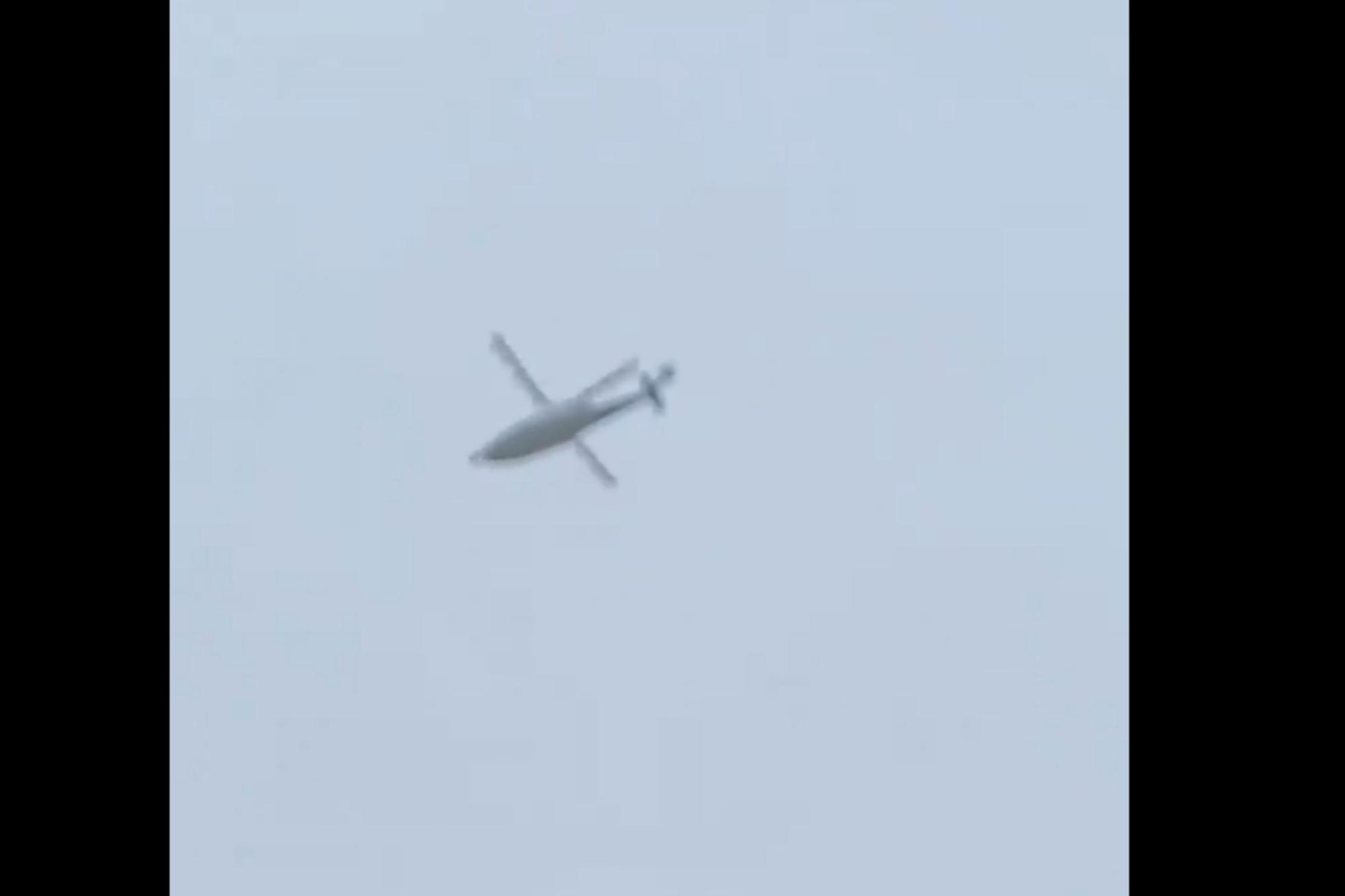 Video: se conocieron las primeras imágenes del helicóptero de Kobe Bryant minutos antes del accidente