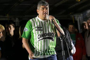 Pablo Moyano, el líder de Camioneros y vicepresidente de Independiente, desligó a la dirigencia de la derrota en el clásico.