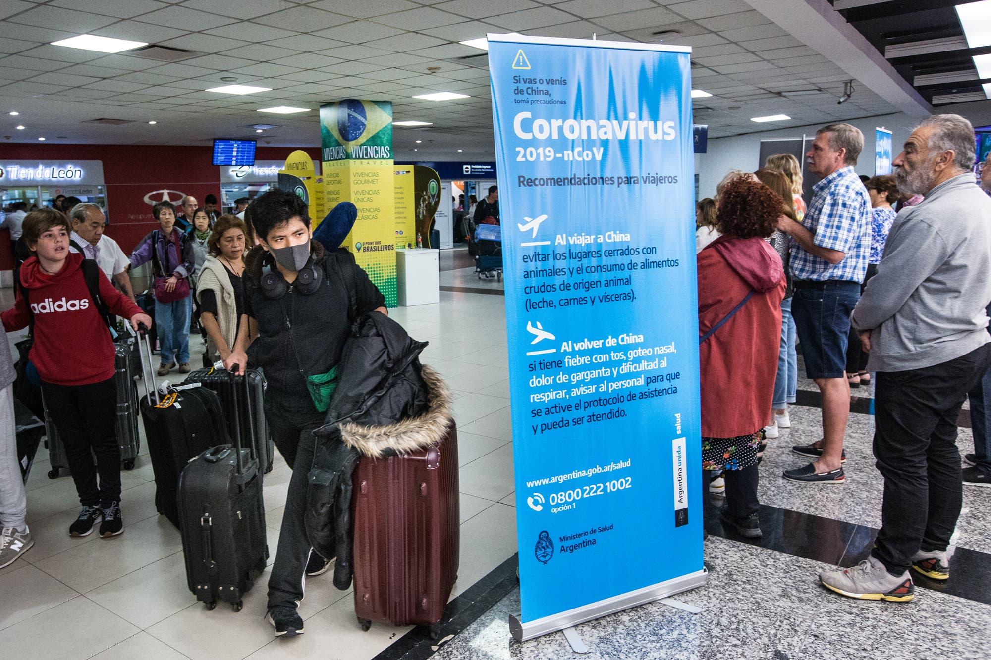 Coronavirus: la Justicia rechazó el planteo de una pareja que volvió de Tailandia y quiere salir del hotel donde está aislada