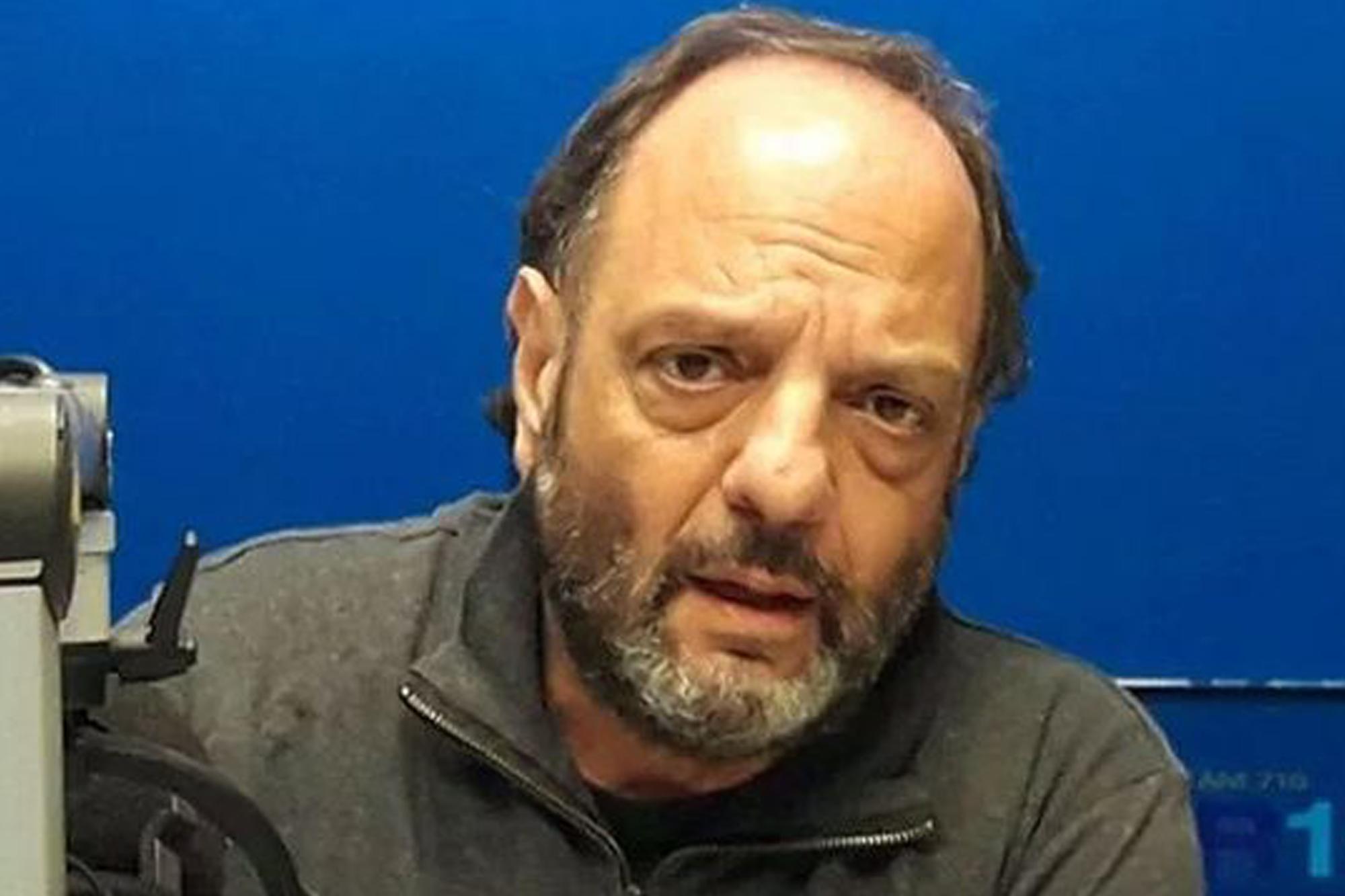 """Baby Etchecopar dijo que censuraron su show: """"El gobierno de Cristina Kirchner nos hackeó"""""""