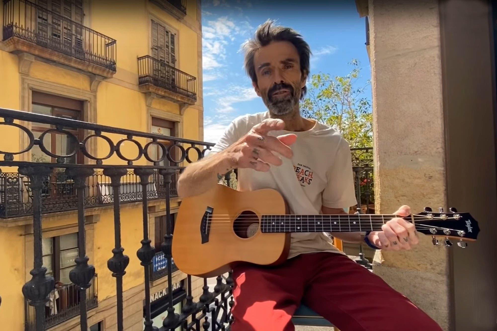 Jarabe de Palo: luego de luchar contra el cáncer, Pau Donés sueña con volver al escenario