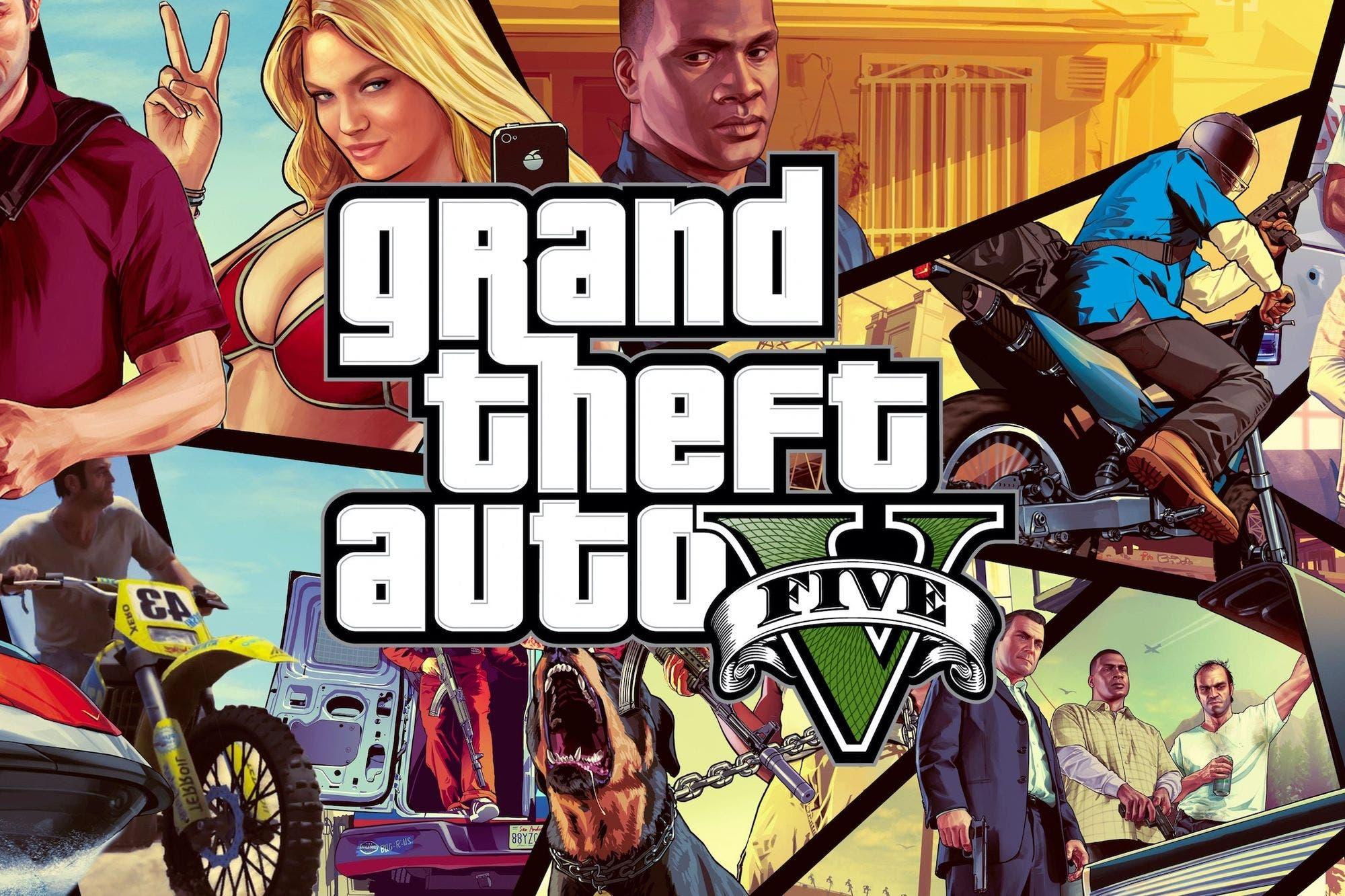 GTA V gratis: Epic Games anunció que regala el juego y puso a Internet patas para arriba
