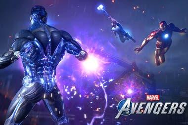 Marvels Avengers estará disponible el 4 de septiembre de este año