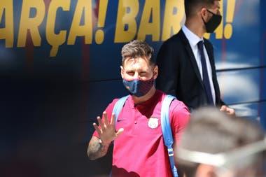 Messi y Barcelona viven horas difíciles: una crisis profunda acosa al club