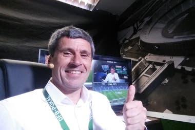 Markus Merk, el árbitro que expulsó a Messi en su debut, ahora reconoció que cometió un error; trabaja como comentarista para el canal Sky