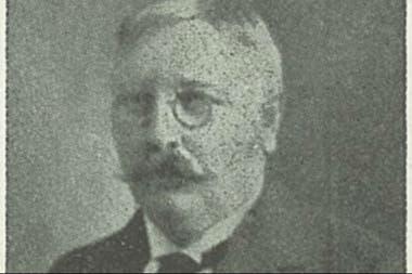 Alberto W. Brown, el primer presidente de la Corporación Argentina de Angus