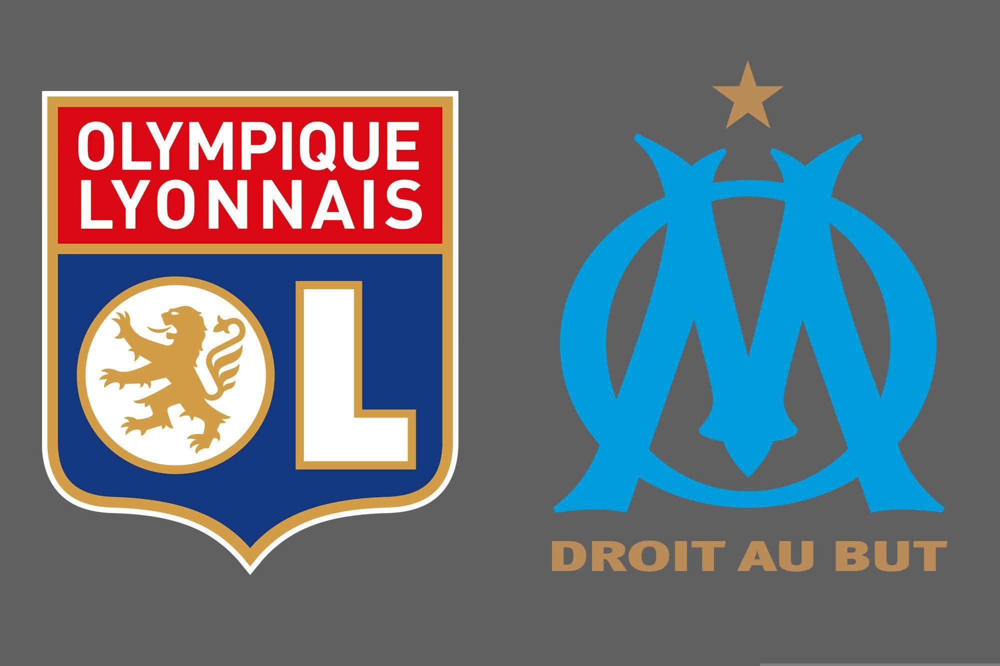 Ligue 1 de Francia: Lyon y Olympique de Marsella empataron 1-1