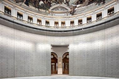 Los 6800 metros cuadrados disponibles estarán ocupados por obras de la imponente colección